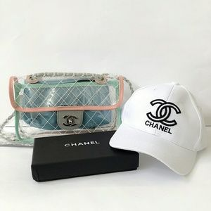 Sale!! Chanel VIP White Cap